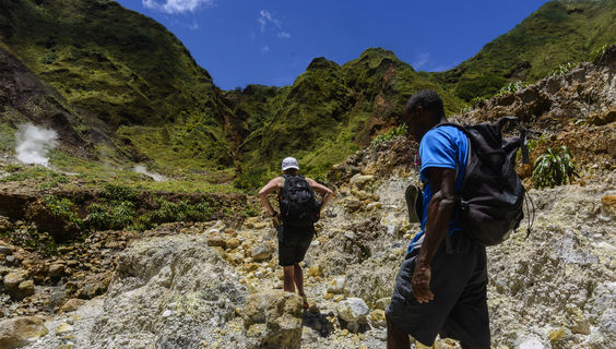 © Discover Dominica Authority