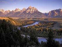 Grand Teton National Park, Wyoming © Christian Heeb
